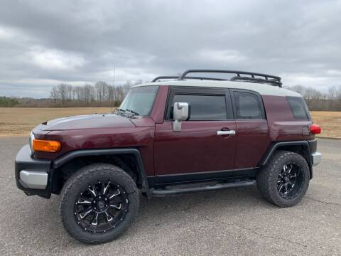2007 Toyota FJ Cruiser for sale at LAMB MOTORS INC in Hamilton AL