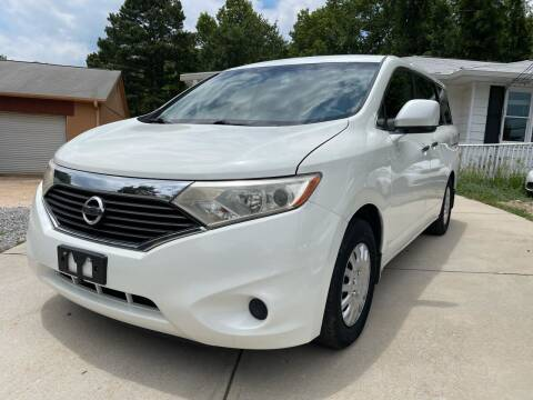 2011 Nissan Quest for sale at Efficiency Auto Buyers in Milton GA