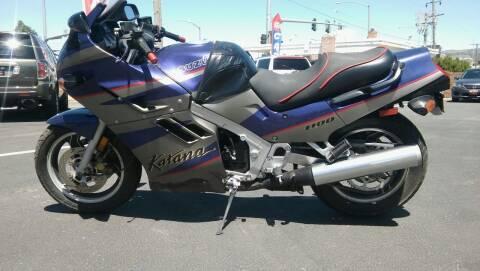 1993 SUZIKI GSX1100R for sale at Motor City Idaho in Pocatello ID