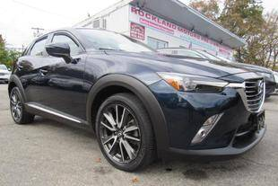 2017 Mazda CX-3 AWD Grand Touring 4dr Crossover - West Nyack NY