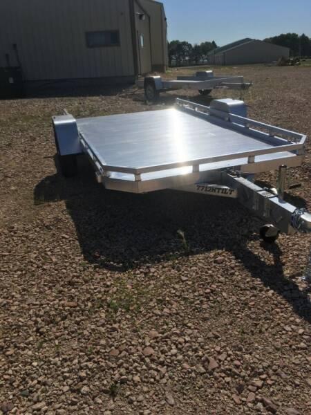 2022 Aluma 7712 H Tilt #0215 for sale at Prairie Wind Trailers, LLC in Harrisburg SD