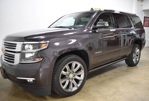 2015 Chevrolet Tahoe for sale at Thoroughbred Motors in Wellington FL