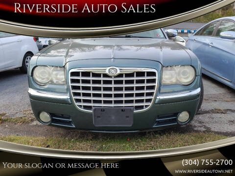 2005 Chrysler 300 for sale at Riverside Auto Sales in Saint Albans WV