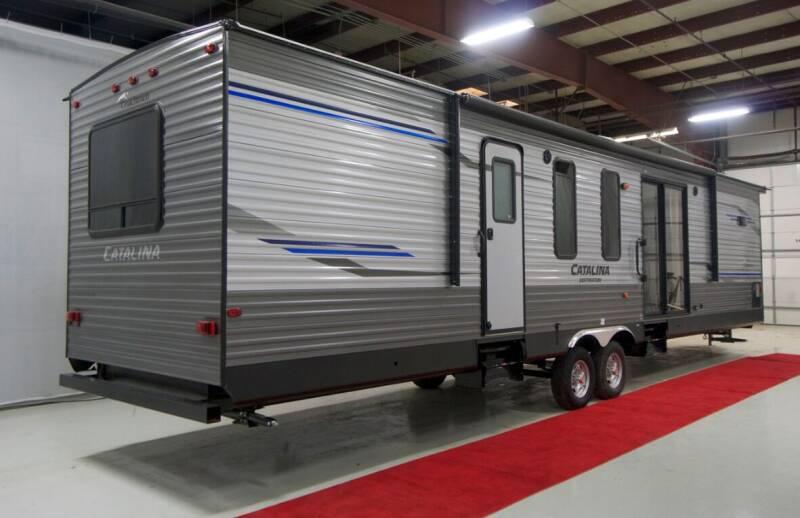 2021 Coachmen Catalina Destination 39FKTS Travel Trailers - Princeton NC