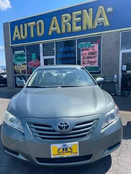 2008 Toyota Camry for sale at Auto Arena in Fairfield OH