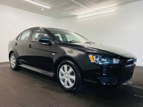 2014 Mitsubishi Lancer for sale at Champagne Motor Car Company in Willimantic CT