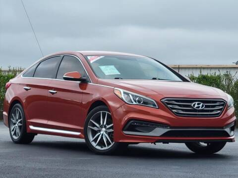 2015 Hyundai Sonata for sale at BuyRight Auto in Greensburg IN