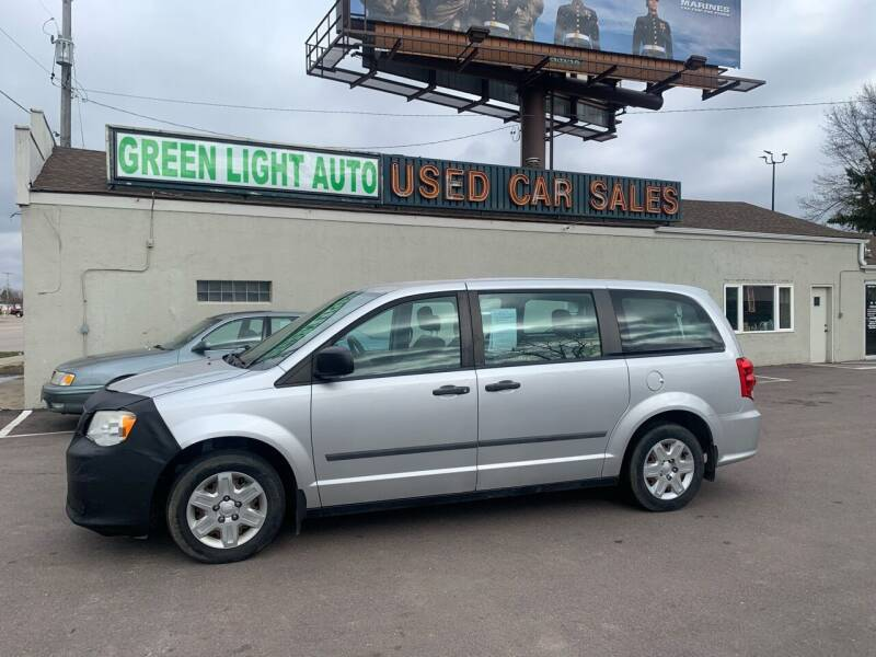 2012 Dodge Grand Caravan for sale at Green Light Auto in Sioux Falls SD