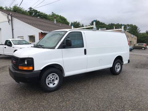 2016 GMC Savana Cargo for sale at J.W.P. Sales in Worcester MA