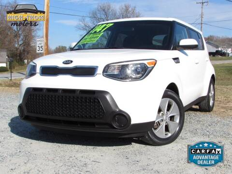 2016 Kia Soul for sale at High-Thom Motors in Thomasville NC