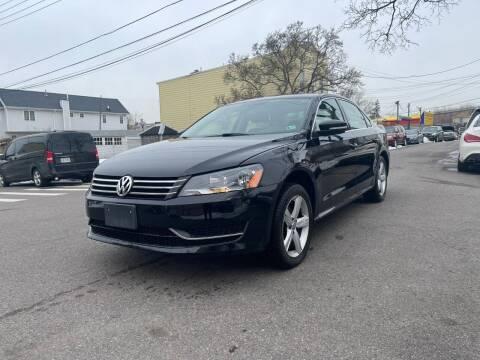 2014 Volkswagen Passat for sale at Kapos Auto, Inc. in Ridgewood, Queens NY