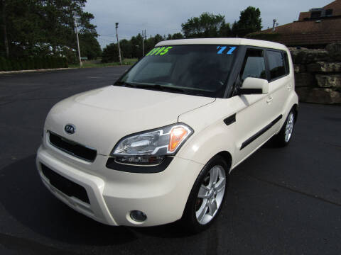 2011 Kia Soul for sale at Mike Federwitz Autosports, Inc. in Wisconsin Rapids WI