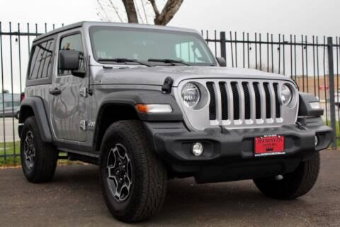 2019 Jeep Wrangler for sale at Avanesyan Motors in Orem UT