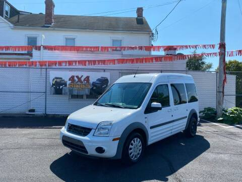 2012 Ford Transit Connect for sale at 4X4 Rides in Hagerstown MD