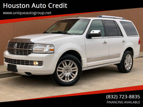 2011 Lincoln Navigator for sale at Houston Auto Credit in Houston TX