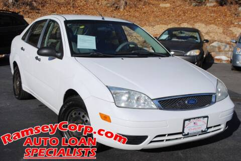 2007 Ford Focus for sale at Ramsey Corp. in West Milford NJ