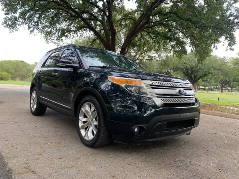 2014 Ford Explorer for sale at 210 Auto Center in San Antonio TX