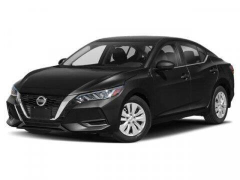 2021 Nissan Sentra for sale at Hanlees Davis Nissan Chevrolet in Davis CA