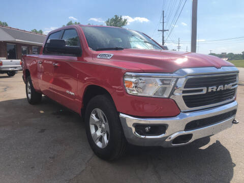 2020 RAM Ram Pickup 1500 for sale at Creekside Automotive in Lexington NC