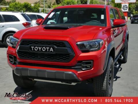 2017 Toyota Tacoma for sale at McCarthy Wholesale in San Luis Obispo CA