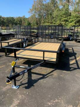 2020 New Carry-On 6'4x12 GW PT Utility Trailer for sale at Tripp Auto & Cycle Sales Inc in Grimesland NC