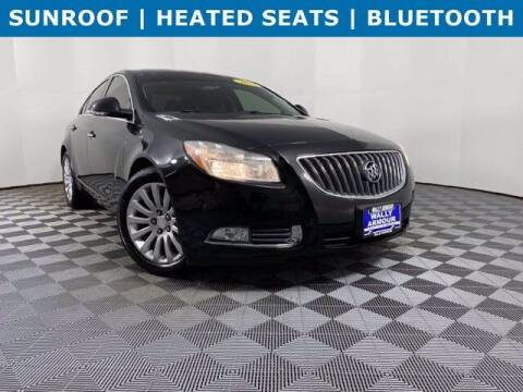 2013 Buick Regal for sale at GotJobNeedCar.com in Alliance OH