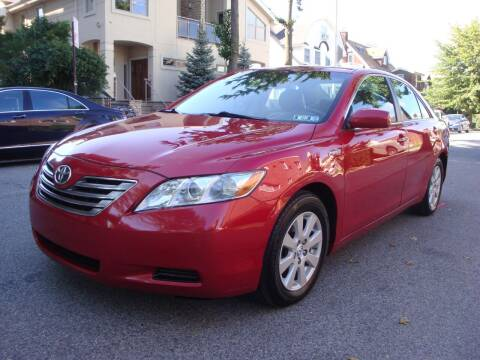 2008 Toyota Camry Hybrid for sale at Cars Trader in Brooklyn NY