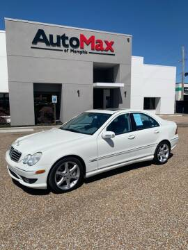 2007 Mercedes-Benz C-Class for sale at AutoMax of Memphis - Ralph Hawkins in Memphis TN