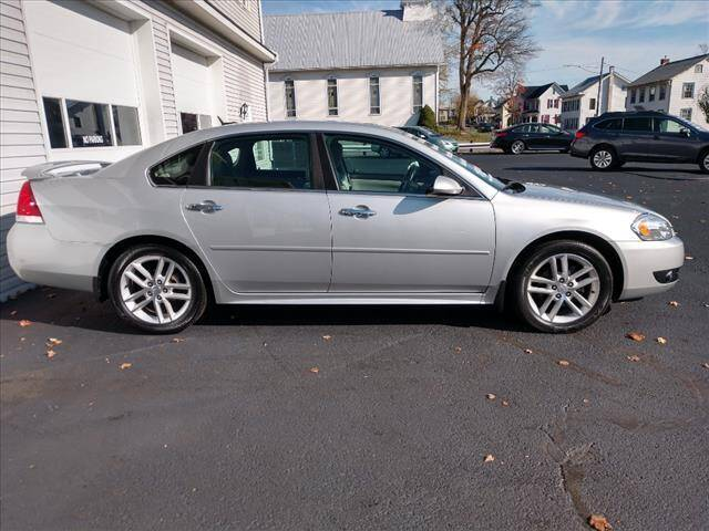 2012 Chevrolet Impala for sale at VILLAGE SERVICE CENTER in Penns Creek PA