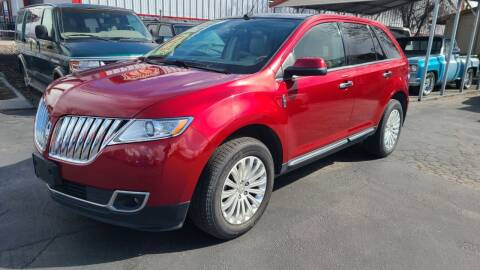 2013 Lincoln MKX for sale at Silverline Auto Boise in Meridian ID