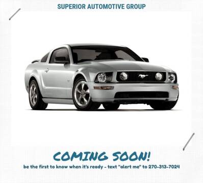 2006 Ford Mustang for sale at Superior Automotive Group in Owensboro KY