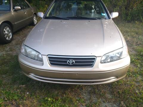 2000 Toyota Camry for sale at Maple Street Auto Sales in Bellingham MA