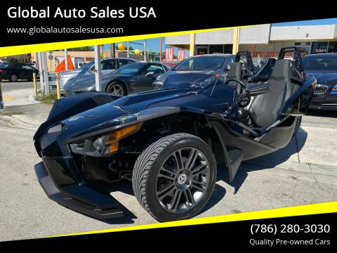 2018 Polaris Slingshot for sale at Global Auto Sales USA in Miami FL