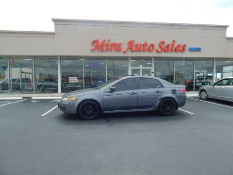 2006 Acura TL for sale at Mira Auto Sales in Dayton OH