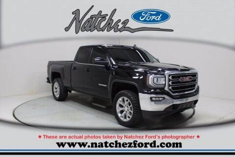 2016 GMC Sierra 1500 for sale at Auto Group South - Natchez Ford Lincoln in Natchez MS