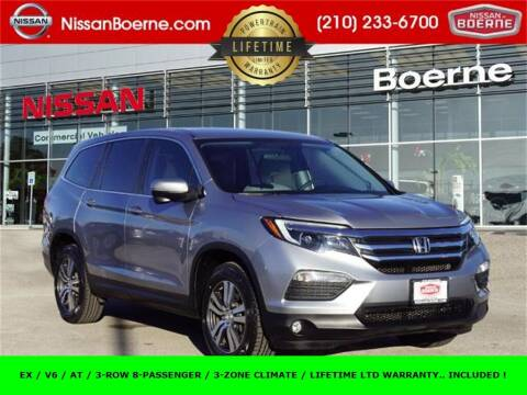2018 Honda Pilot for sale at Nissan of Boerne in Boerne TX