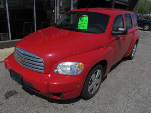 2010 Chevrolet HHR for sale at Arko Auto Sales in Eastlake OH