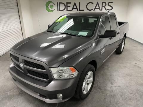 2016 RAM Ram Pickup 1500 for sale at Ideal Cars Broadway in Mesa AZ