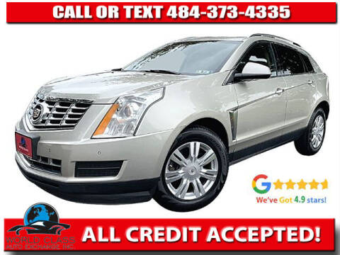 2016 Cadillac SRX for sale at World Class Auto Exchange in Lansdowne PA