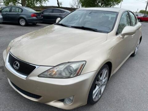 2006 Lexus IS 250 for sale at International Cars Co in Murfreesboro TN