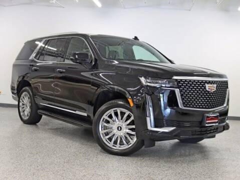 2021 Cadillac Escalade for sale at Vanderhall of Hickory Hills in Hickory Hills IL