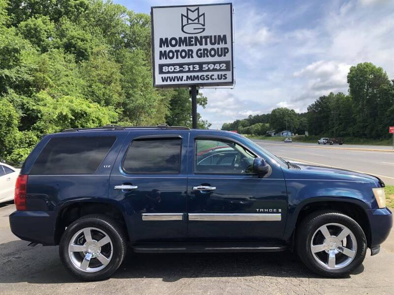 2007 Chevrolet Tahoe for sale at Momentum Motor Group in Lancaster SC