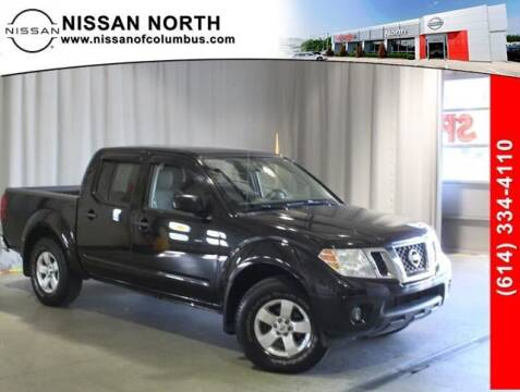 2012 Nissan Frontier for sale at Auto Center of Columbus in Columbus OH