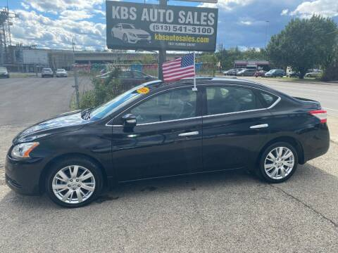 2015 Nissan Sentra for sale at KBS Auto Sales in Cincinnati OH