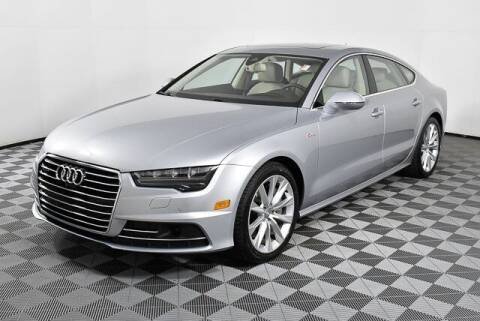 2016 Audi A7 for sale at Southern Auto Solutions - Georgia Car Finder - Southern Auto Solutions-Jim Ellis Volkswagen Atlan in Marietta GA