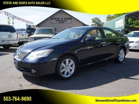 2008 Lexus ES 350 for sale at Steve & Sons Auto Sales in Happy Valley OR