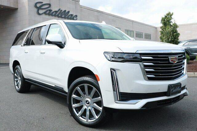 2021 Cadillac Escalade ESV for sale in Englewood Cliffs, NJ