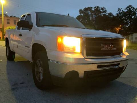 2009 GMC Sierra 1500 for sale at Consumer Auto Credit in Tampa FL
