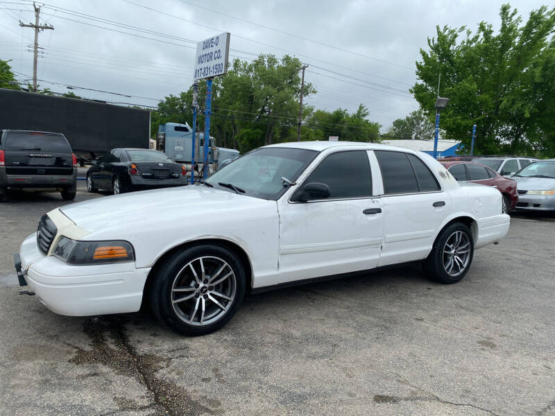 2010 Ford Crown Victoria for sale in Haltom City, TX