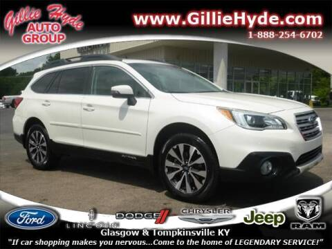 2015 Subaru Outback for sale at Gillie Hyde Auto Group in Glasgow KY